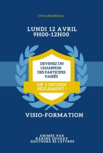 Formation 12 avril 2021